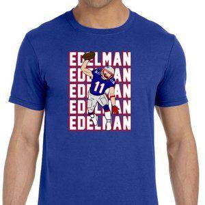 New England Patriots Julian Edelman T-Shirt